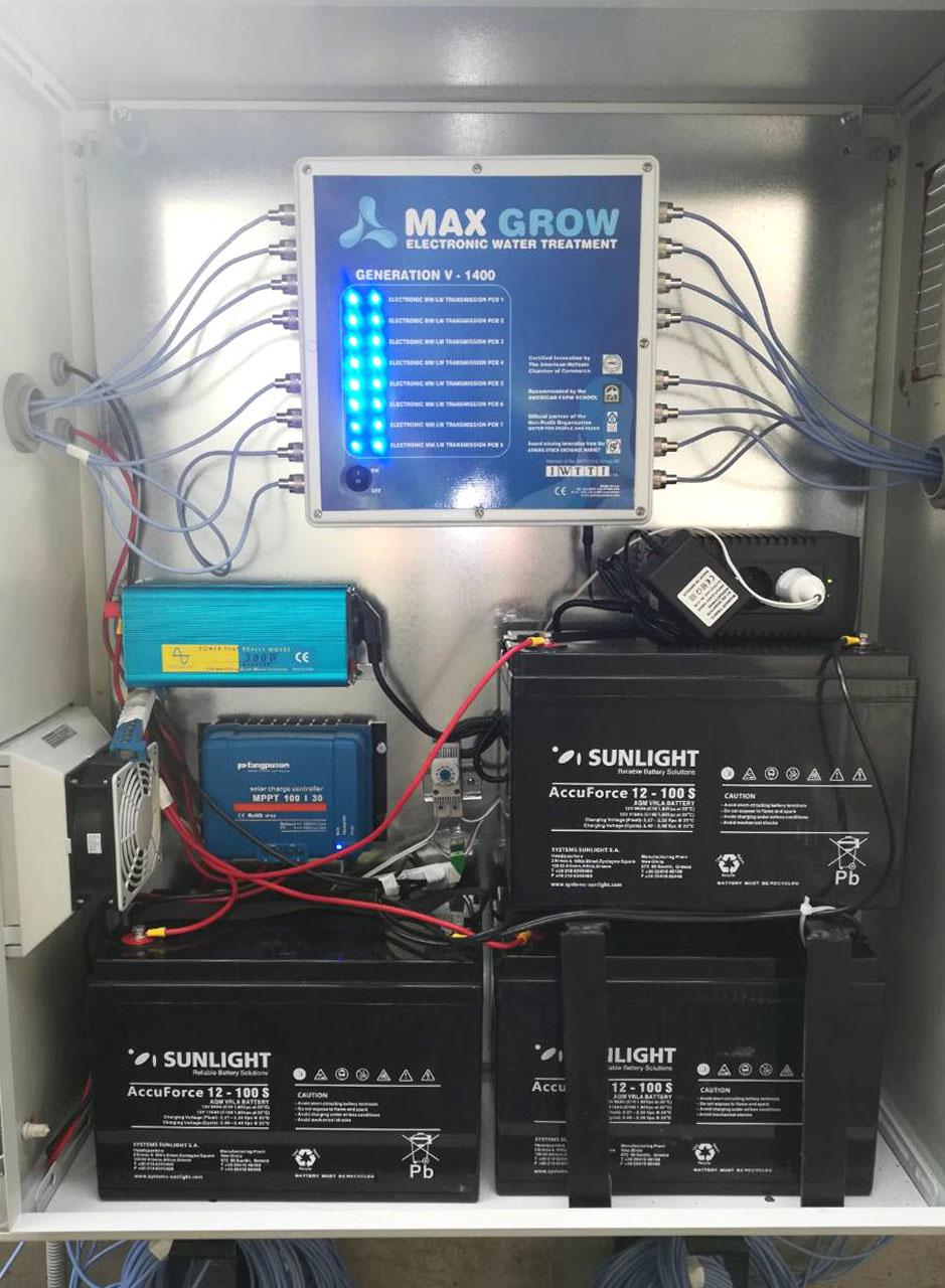 τοποθέτηση max grow - Loovin S&C